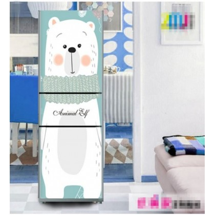 Great Pyrenees refrigerator sticker cover stickers