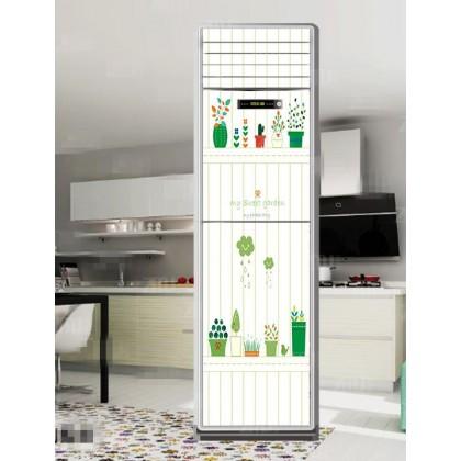 My Sweet Garden refrigerator sticker cover stickers