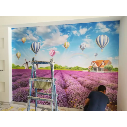 Custom Mural Wallpaper non sticker /sticker