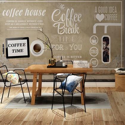 Modern Style Custom Mural Wallpaper-Mural1004