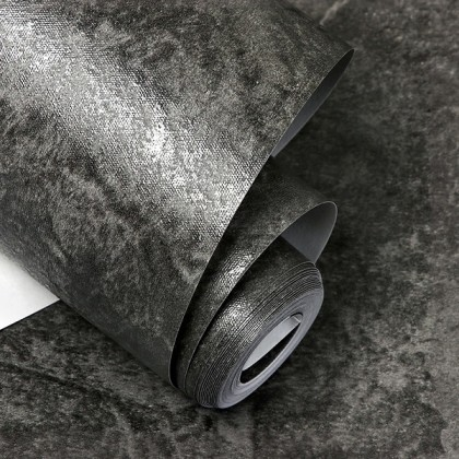 Dark Concrete Cement Texture Background Wallpaper Wall Coverings Home Decoration