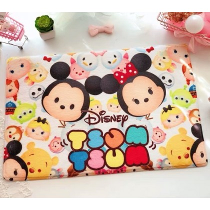 Disney mickey mouse home decoration carpet