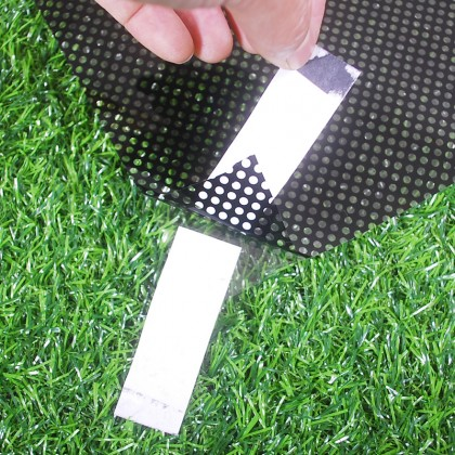 Black mesh glass film dot window stickers glass stickers translucent film