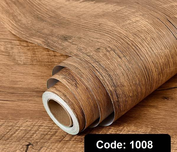 Wood Texture Pvc Contact Paper Wallpaper Sticker Self
