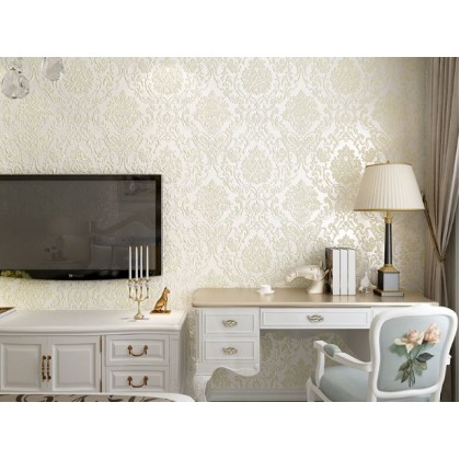European non-woven wallpaper