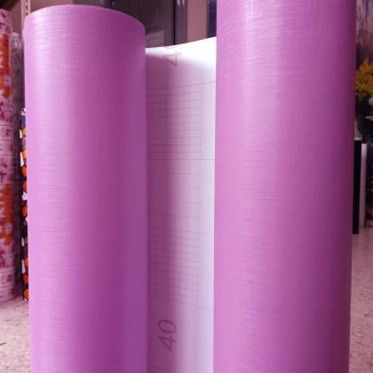 (Plain) Matte Soft Purple PVC Contact Paper Wallpaper Sticker