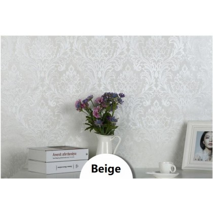 Environmental protection European style 3D thickened Contact Paper waterproof self-adhesive wall paper bedroom dining room TV background wall living room wall stickers