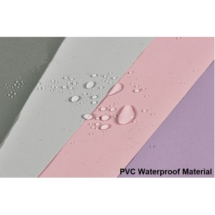 (Plain) Modern Simple Style Plain Color Background Furniture Refurbished Contact Paper PVC Self-Adhesive Waterproof Wallpaper Sticker [ Size: 60cm x 100cm]