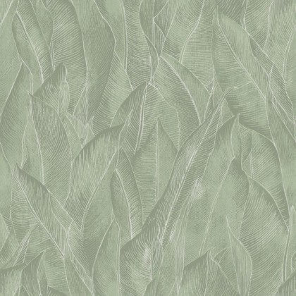 Abstract Leaf Wallpaper Non Adhesive Home Wallpaper
