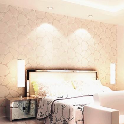 3D Stone Bird Nest Wallcovering Background Wallpaper Home Decoration
