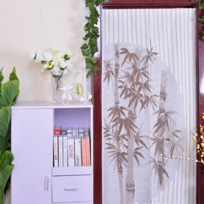 Bamboo Feng Shui door curtain bedroom-DC03