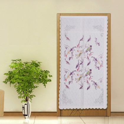 Feng Shui cloth door curtain-DC43