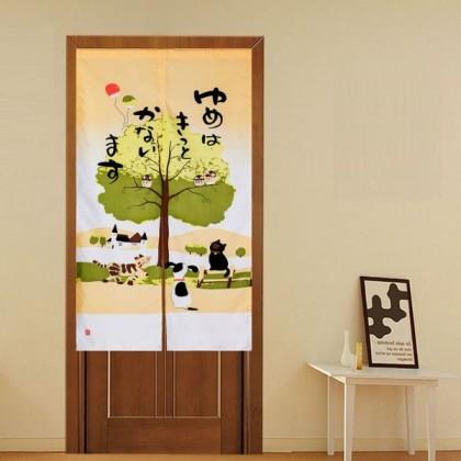 Door curtain cute bedroom curtain- CUR105