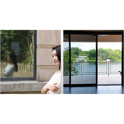 DIY Privacy UV Windows Film Tint Insulated Office Glass Stickers Window Tinted