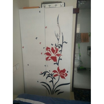 3D Acrylic Flower Design Home Decoration-AC380