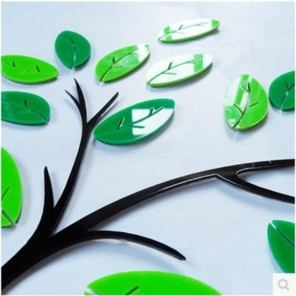 3D Acrylic Natural Tree Home Decoration-AC322