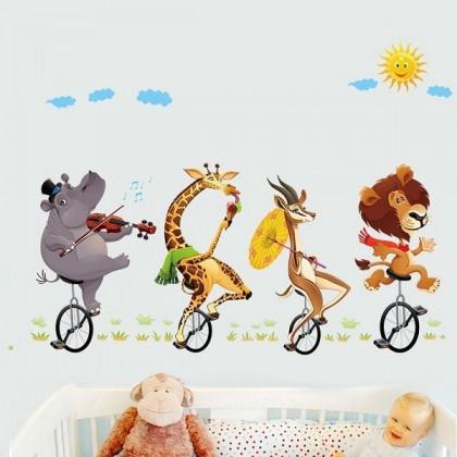 Animals Party Wall Decoration Wallsticker- TYXH9273