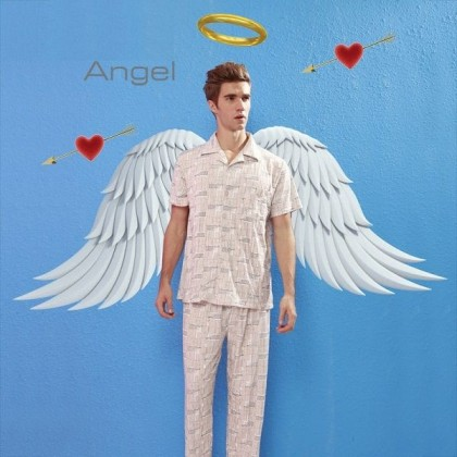 3D Love Angel Wings Wall Art Decoration - TYSGM081